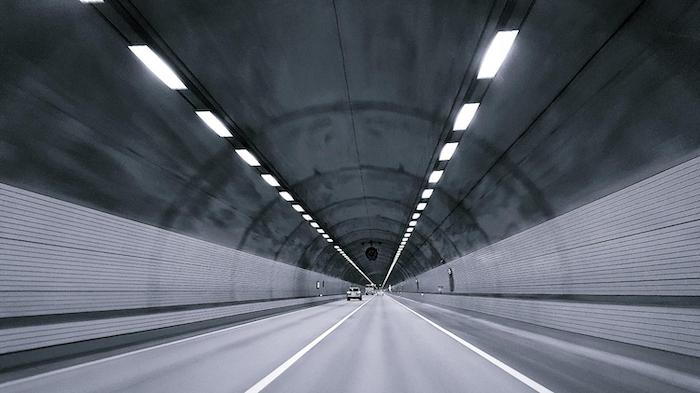 Säker trafik i tunnlar